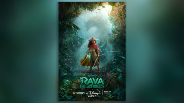 disney-plans-simultaneous-theatrical,-premium-streaming-releases-of-raya-and-the-last-dragon