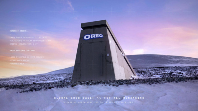 how-oreo-ended-up-building-a-doomsday-vault-that-fans-voted-the-best-ad-stunt-of-2020
