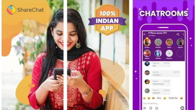 google,-snap-reportedly-in-talks-to-invest-in-indian-chat-app-sharechat