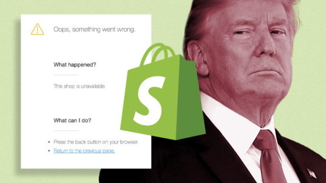 shopify-permanently-bans-trump's-official-online-stores