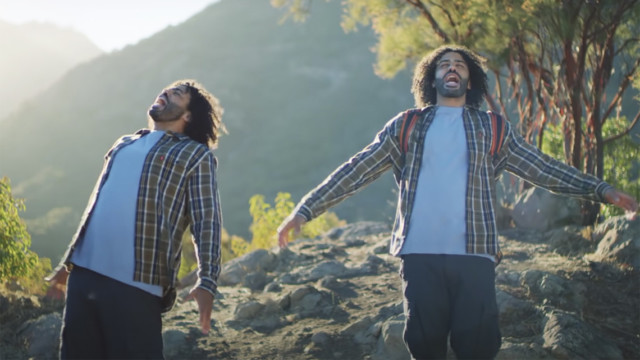 daveed-diggs-covers-'i'm-gonna-be-(500-miles)'-as-part-of-nature-valley's-trail-commitment