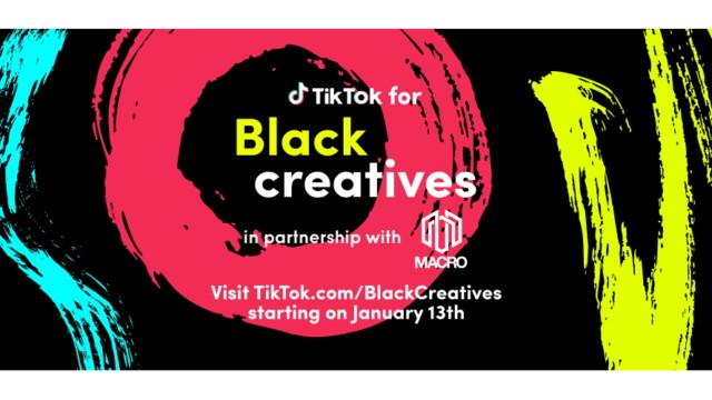 tiktok-for-black-creatives-incubator-program-to-choose-100-creators,-musical-artists