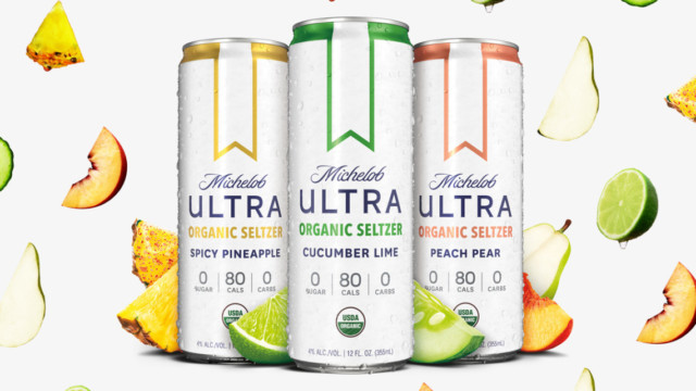 michelob-ultra's-new-organic-seltzer-wants-to-be-the-category's-'sophisticated'-option
