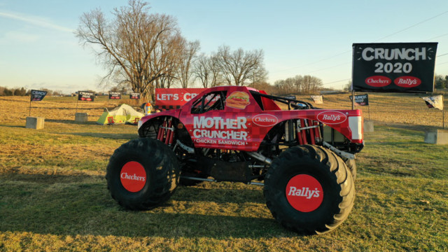 checkers-monster-truck-crushes-everything-that-sucked-about-2020-(and-that's-a-lot)