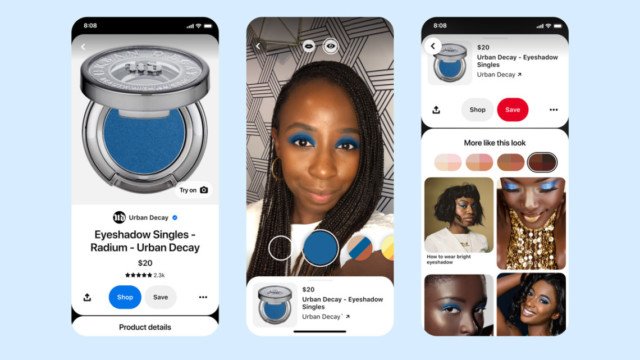 virtually-sample-4,000-shades-of-eyeshadow-with-pinterest's-new-ar-try-on-feature