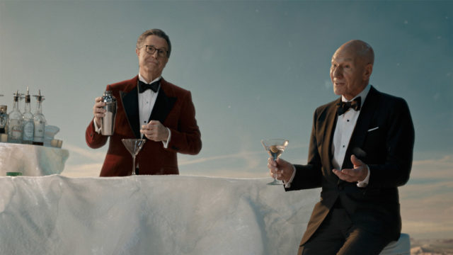 celebrities-ascend-'paramount-mountain'-in-paramount+-super-bowl-ad