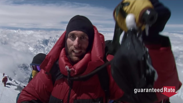 the-first-blind-man-to-climb-mount-everest—and-other-athletes—star-in-guaranteed-rate's-first-super-bowl-ad