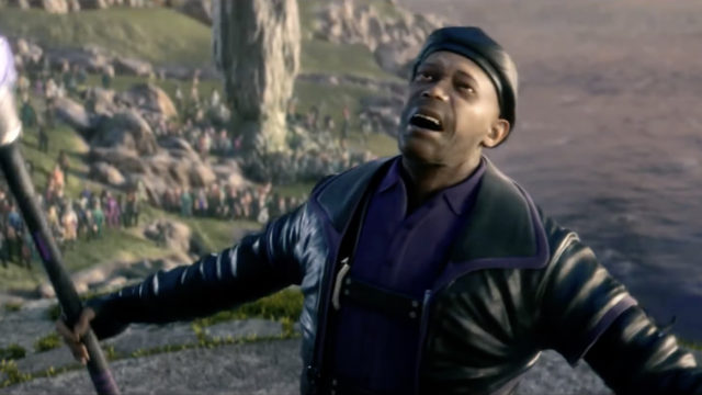 an-animated-samuel-l.-jackson-stars-in-verizon's-fortnite-inspired-super-bowl-ad