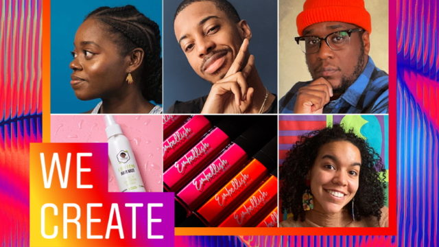 instagram's-we-create-initiative-matches-15-black-creatives,-15-black-owned-small-businesses