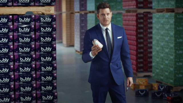 bubly-launches-caffeine-product,-giving-michael-buble-the-kick-he-needs-to-vandalize-cans