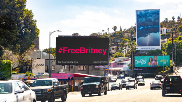 crowdfunded-ooh-campaign-draws-attention-to-the-#freebritney-movement