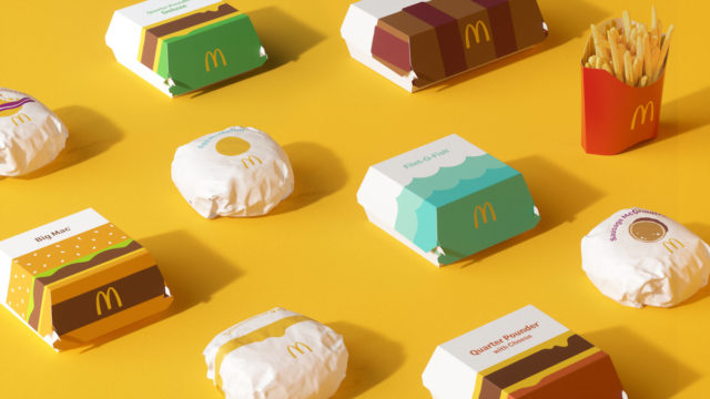 here's-the-story-behind-mcdonald's-'aesthetically-minimal'-global-packaging-redesign