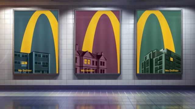 with-these-striking-ads,-mcdonald's-again-proves-it-doesn't-even-need-to-say-its-name