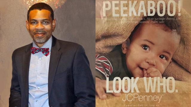 profiles-in-black-creativity:-jerome-jones-creates-classic-jcpenney-ad