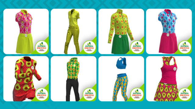 avocados-from-mexico-created-a-sportswear-line-as-part-of-its-quirky-new-rewards-platform