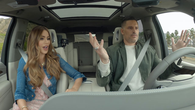 cadillac-gets-stars-to-encourage-hands-free-driving-and-'let-go'