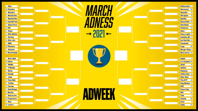 march-adness-2021:-vote-for-the-year's-best-advertiser-in-adweek's-annual-bracket