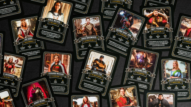 this-nft-collectible-card-game-honors-iconic-marketers-and-supports-their-favorite-causes