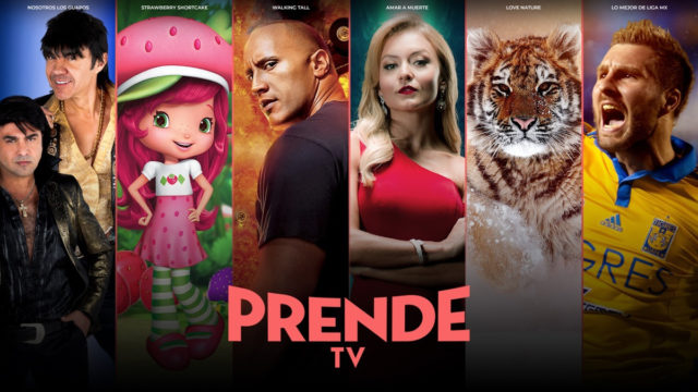 univision-debuts-prendetv,-a-free-streamer-for-us-hispanics