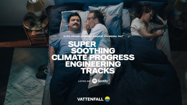 energy-company-makes-spotify-playlist-to-reduce-people's-climate-crisis-concerns