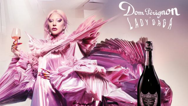 lady-gaga-forges-a-kaleidoscopic,-fantastical-queendom-in-film-for-dom-perignon