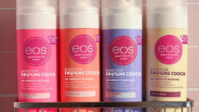 eos-creates-'bless-your-f*ing-cooch'-shaving-cream-line-honoring-viral-tiktok-creator