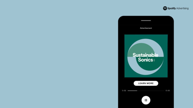 spotify-recruits-o2-for-green-sustainable-sonics-advertising-initiative
