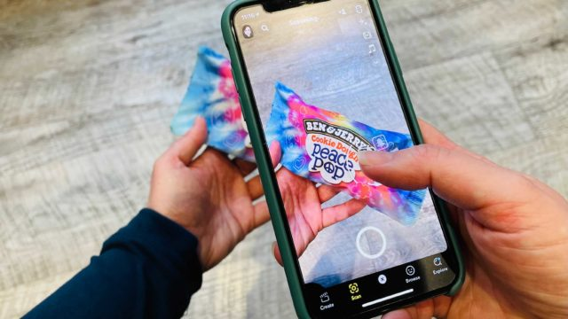 ben-&-jerry's-teams-with-snap-for-peace-pop-on-pack-festival-activation