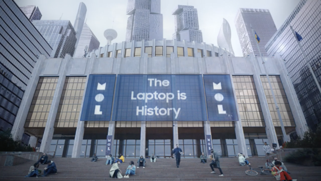 wander-the-museum-of-ancient-tech-in-this-ad-for-samsung's-galaxy-book