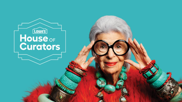 both-lowe's-and-iris-apfel-turn-100-this-year—so-they-partnered-up-for-bright,-fun-product-curations