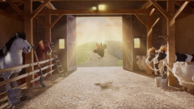 french-mattress-retailer's-brand-campaign-led-by-well-rested-yodeling-cockerel