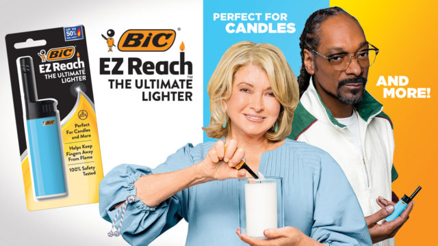 snoop-dogg-and-martha-stewart-promote-bic-lighter-in-new-partnership