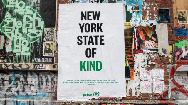 gofundme-celebrates-new-york's-generosity-and-establishes-its-brand-as-the-currency-of-kindness