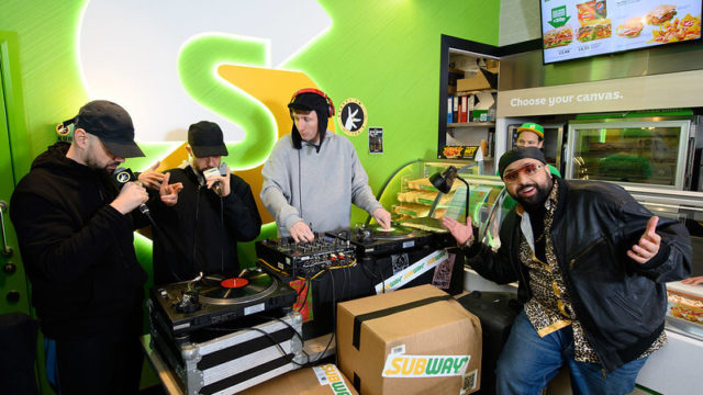 subway's-in-store-radio-is-set-for-a-weeklong-kurupt-fm-takeover-in-the-uk