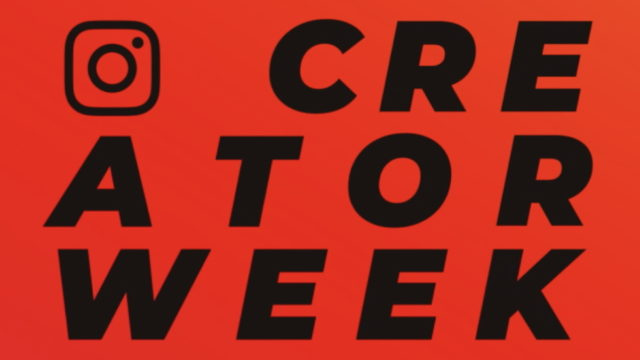 instagram-to-host-first-ever-creator-week