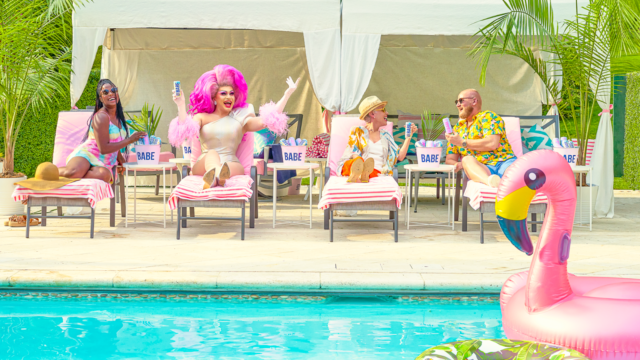 babe-wine-and-rupaul's-drag-race-alum-rose-toast-the-'summer-we-deserve'-in-new-ad