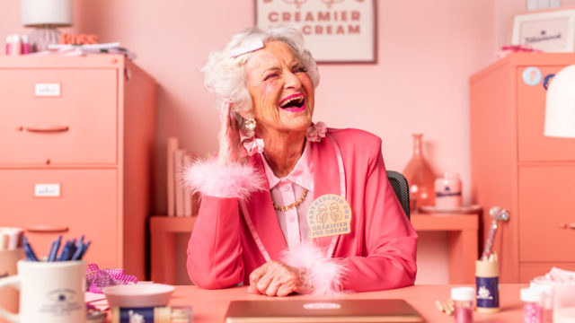 instagram's-hippest-grandma-is-the-face-of-tillamook-ice-cream-in-this-colorful-new-campaign