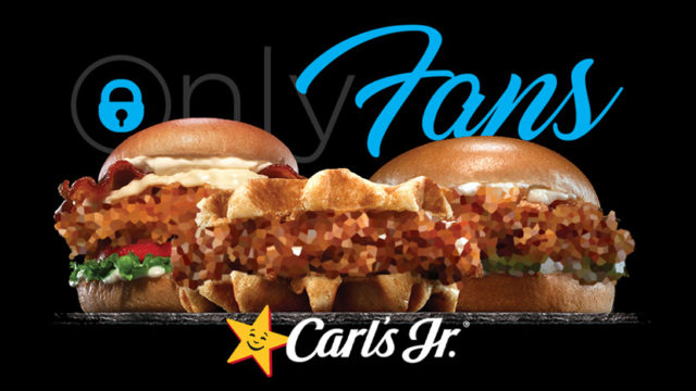 carl's-jr.-and-munchies-partner-to-sell-sandwich-on-onlyfans