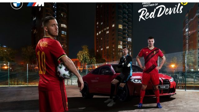 bmw-celebrates-belgium's-empty-streets-to-support-national-team-in-uefa-euro-2020-games