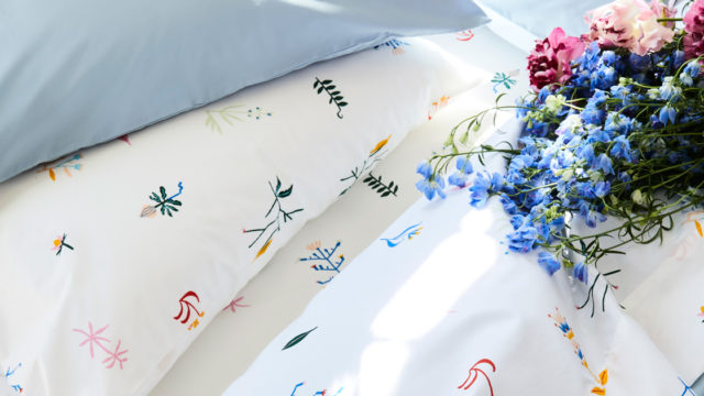 this-bedding-and-flower-partnership-raises-the-question:-what-makes-a-good-brand-collab?