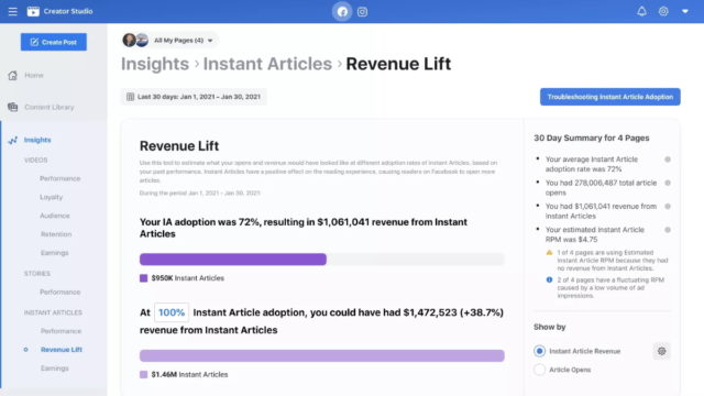 facebook-extends-availability-of-revenue-lift-tool-for-instant-articles